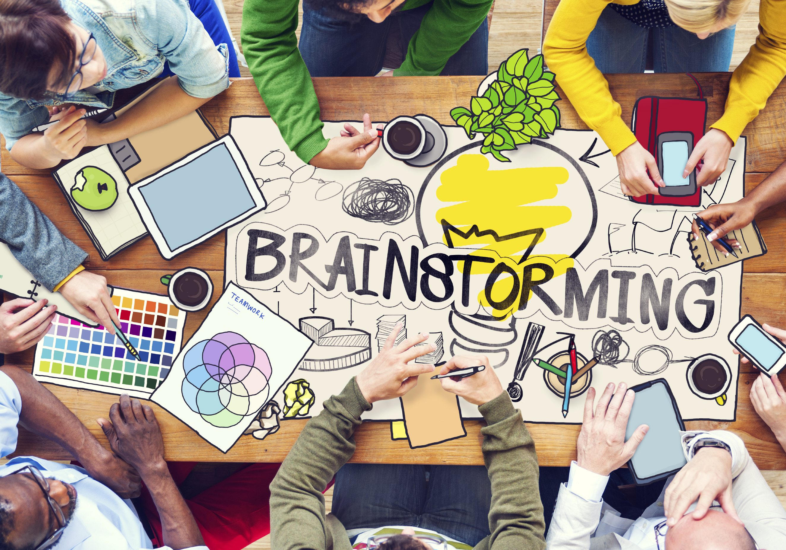 Brainstorming Facilitation Service