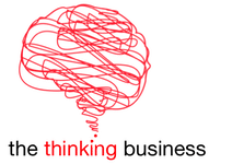 The Thinking Business Logo