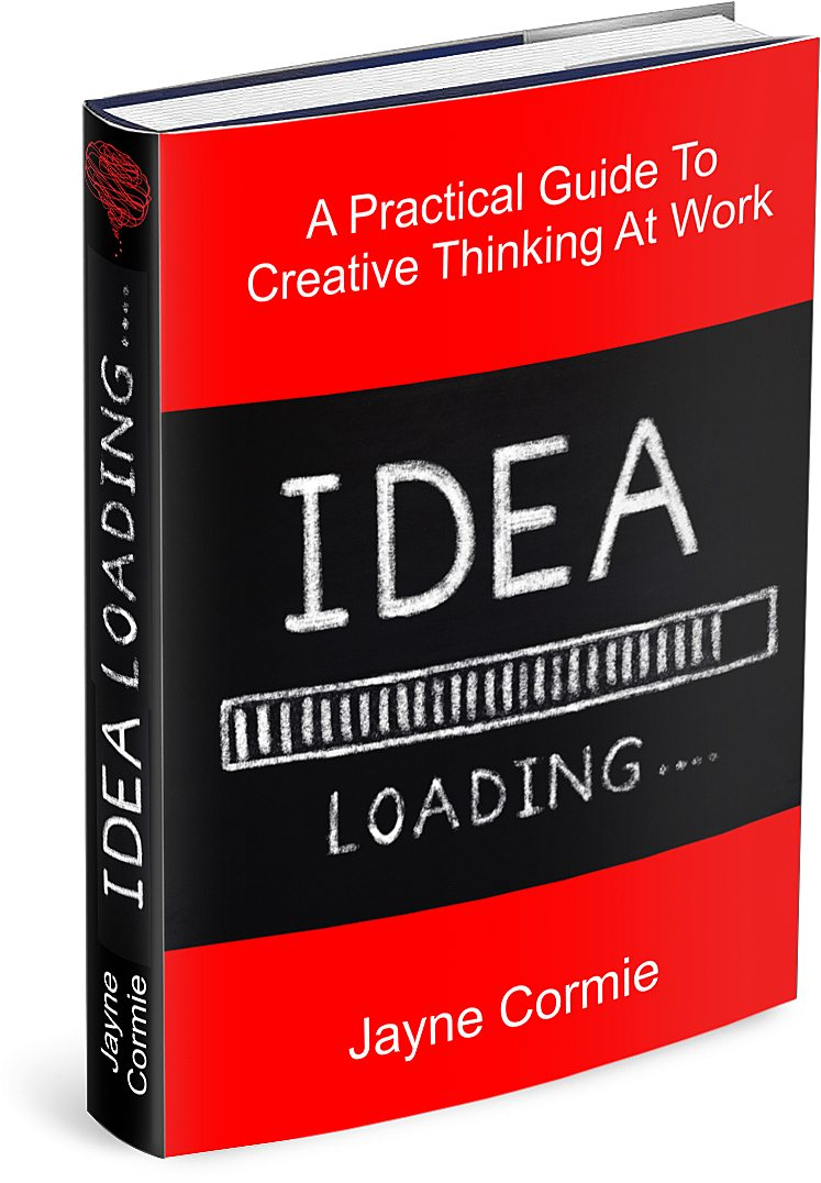 Idea Loading Book Cover